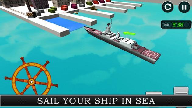 Heavy Cargo Ship : Crane apk screenshot