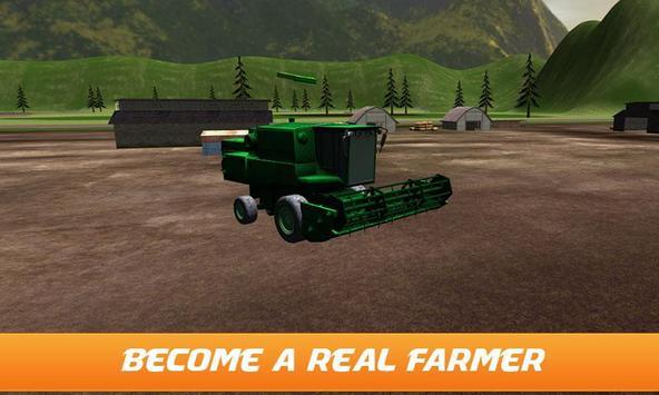 Farming Tractor : USA apk screenshot