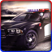 Car Sim : Police icon