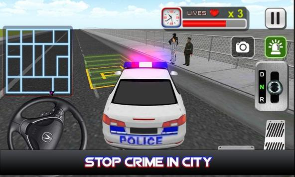 Car Sim : Police apk screenshot