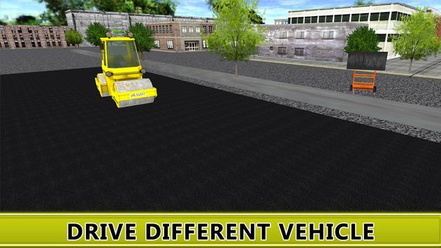 Road Construction : City apk screenshot