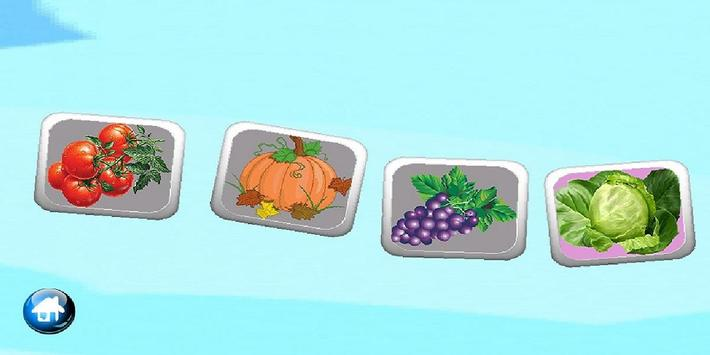 Jigsaw style Puzzle for teaching  for children. screenshot 2