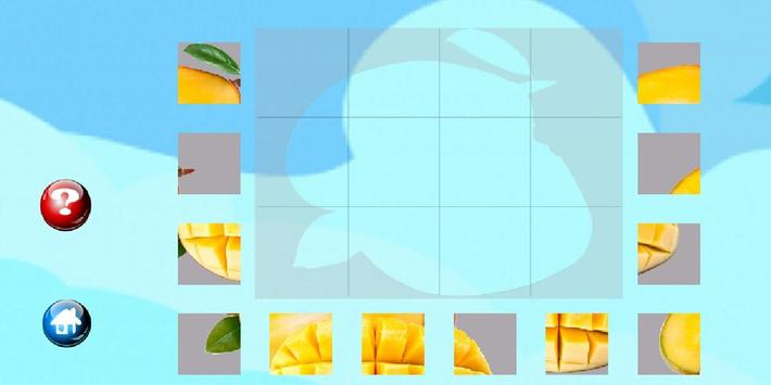 Jigsaw style Puzzle for teaching  for children. screenshot 5