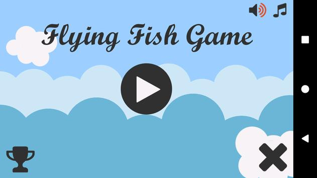 Flying Fish Game poster