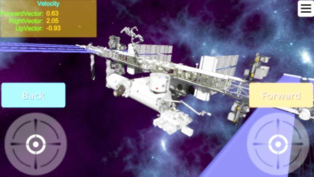 Simulator Docking in Space apk screenshot