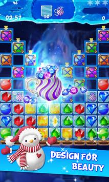 Ice Frozen Jewels Princess screenshot 2