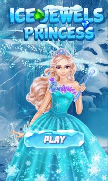 Ice Frozen Jewels Princess screenshot 7