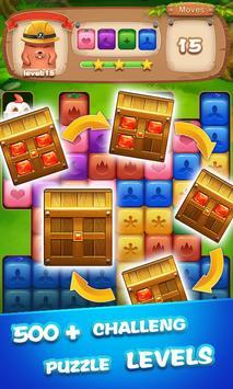 Fruit Block Boom - Puzzle Crush Legend screenshot 8