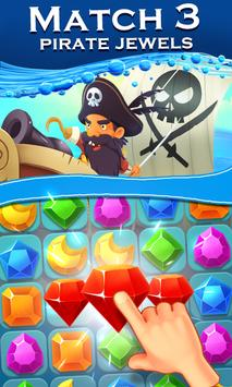 Pirate Jewel Treasure screenshot 8