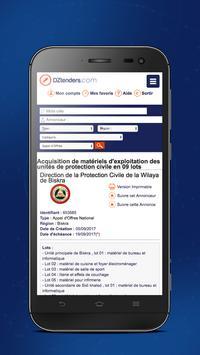 Tenders In Algeria dztenders.com official App screenshot 4