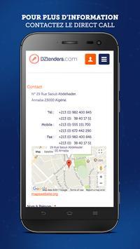 Tenders In Algeria dztenders.com official App screenshot 5