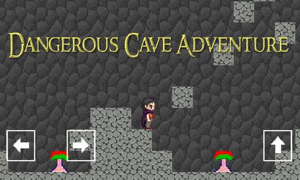 Dangerous Cave Adventure screenshot 1