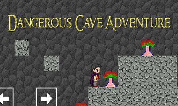 Dangerous Cave Adventure screenshot 2