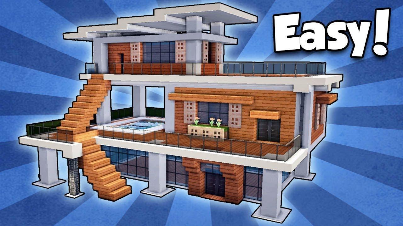 ✓ Modern House Building Tutorials Minecraft ✓ para Android - APK
