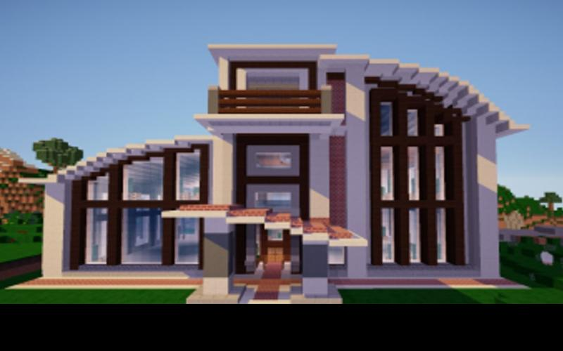 Crazy Buildings And Houses For Minecraft For Android Apk Download