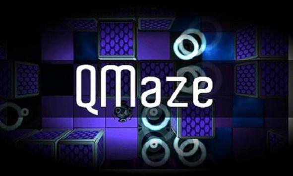 Q-Maze poster