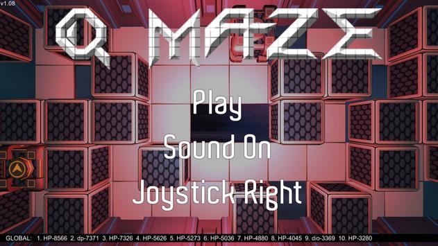 Q-Maze screenshot 3