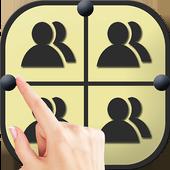 Contacts Widget Favorite List icon