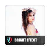 Brightness Photo Effect icon