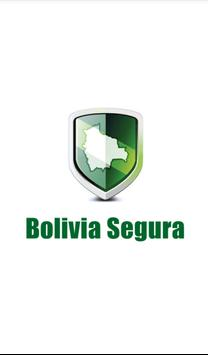 Bolivia Segura poster