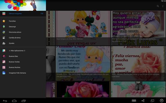 Imagenes Dias de la Semana apk screenshot