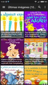 Imagenes de Cumpleaños apk screenshot