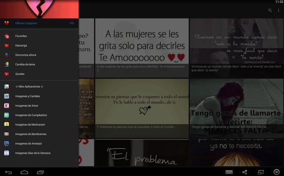 Imagenes de Desamor apk screenshot