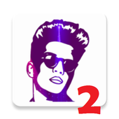 Piano 2 Bruno Mars Tiles icon