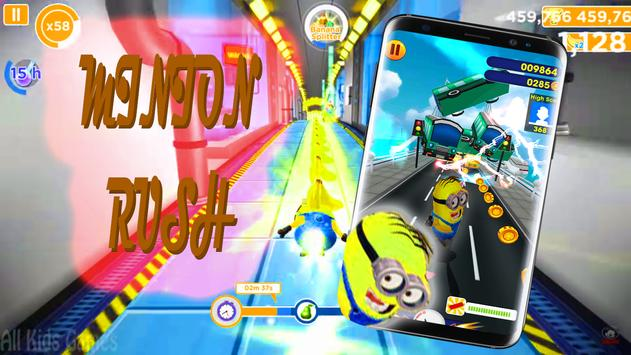 Epic Subway MlNION Rush apk screenshot