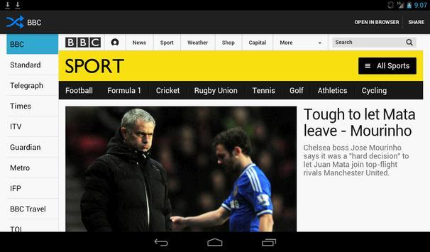 UK News apk screenshot