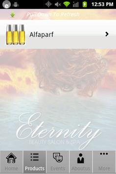 Eternity Beauty Salon screenshot 1