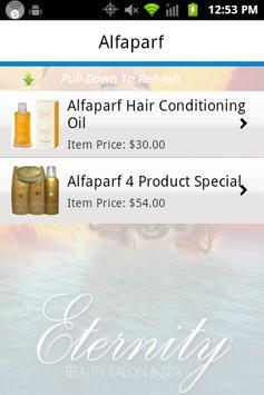 Eternity Beauty Salon screenshot 2