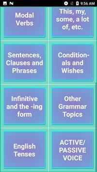 दावा इंग्लिश सीखने का apk screenshot