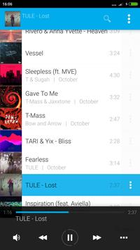 Avee Music Player (Pro) apk screenshot