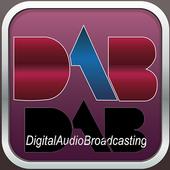 DAB DAB+ for Android Car Radio icon