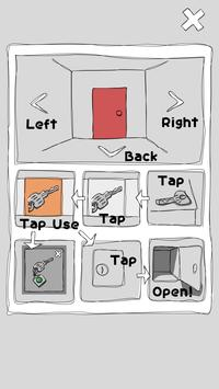 脱出ゲーム / よっつのドア9 Escape Game/4Doors9 screenshot 5