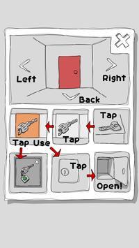 脱出ゲーム/よっつのドア11 Escape Game/4Doors11 screenshot 5