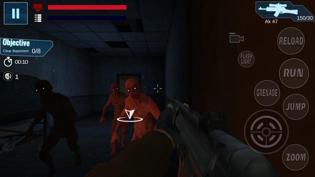 ZombieWood 截圖 1