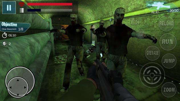 ZombieWood screenshot 2