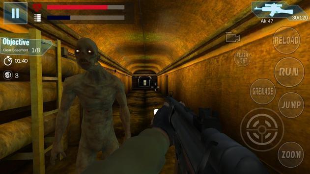 ZombieWood 截圖 3