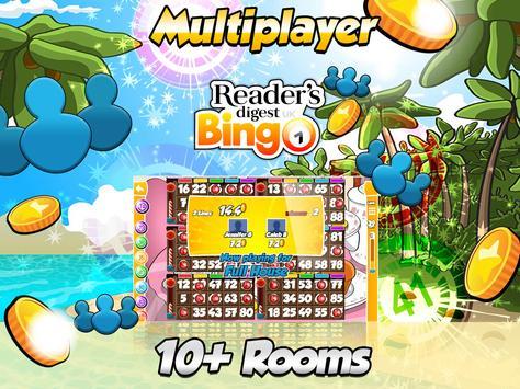 Reader's Digest UK Bingo screenshot 10