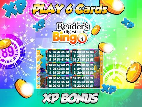 Reader's Digest UK Bingo screenshot 11