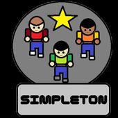Simpleton icon