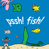 pssh! fish! Interactive Tank icon