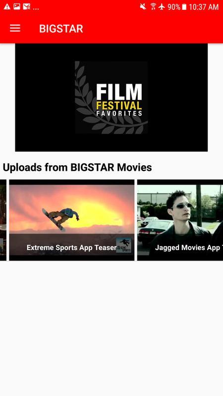 big star movies app