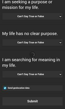 Meaning in Life apk screenshot
