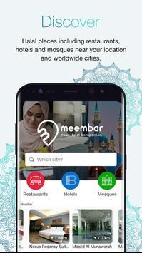Meembar poster