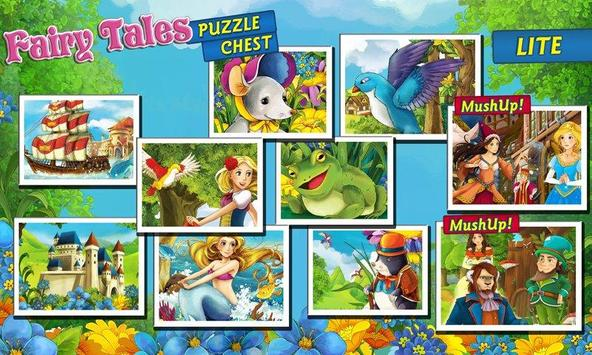 Fairy Tales Jigsaw Puzzle poster
