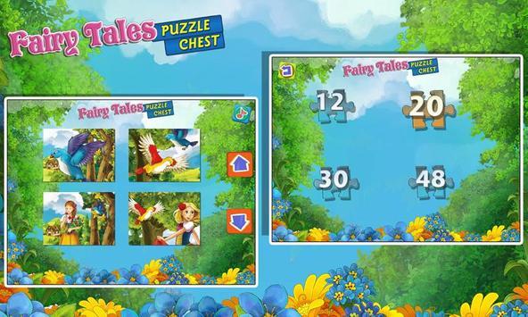 Fairy Tales Jigsaw Puzzle apk screenshot