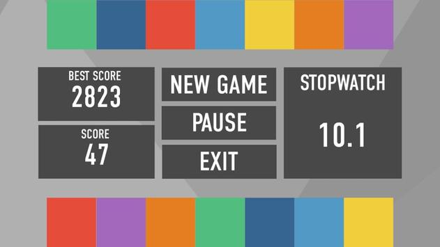 Rainbow logic game screenshot 10